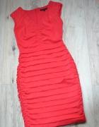 Sukienka rożowa 36 38 bandage HIT...