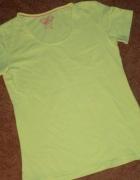 rozm 122 128 PEPPERTS seledynowy tshirt...