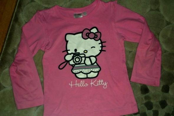 Bluzki rozm 116 bluzeczka z HELLO KITTY