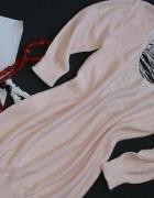 modny sweterek oryginalny tył 38...