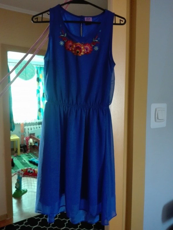 Suknie i sukienki Chabrowa skienka F&F