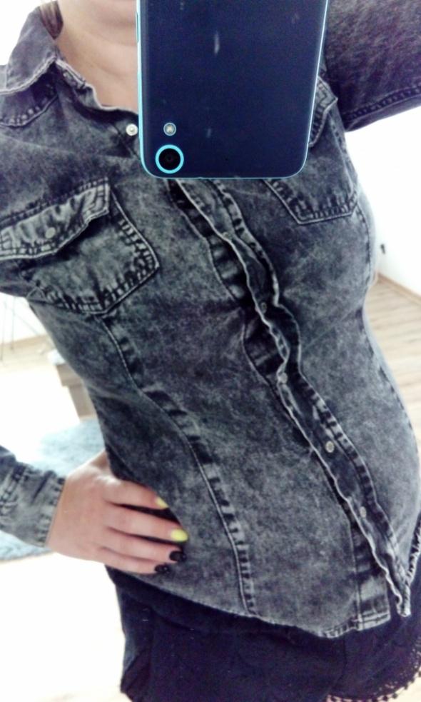 Koszule Koszula jeansowa Esmara