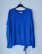 Idealny niebieski sweterek reserved...