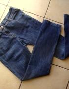 spodnie jeansowe na 12 lat...