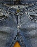 BLEND SHE biodrówki 30 na 32 jeans...