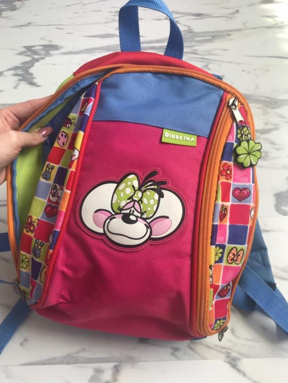 Pozostałe plecak oryginalny dziecięcy Diddl średni