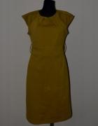 115 trynite dzianinowa ładna sukienka 42...