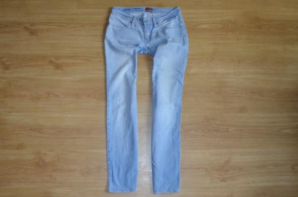 154BIG STAR LUNA spodnie jeansowe jeansy 28 na 32...