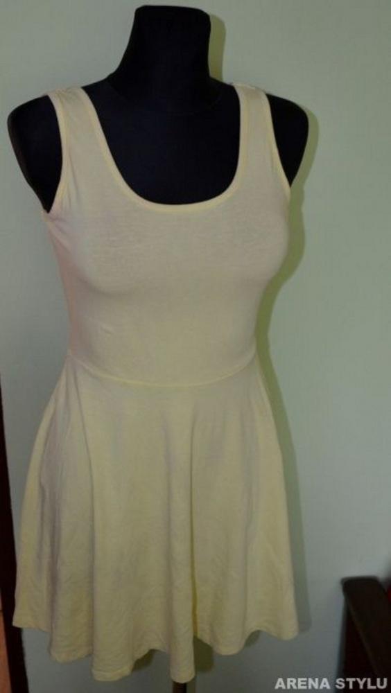 Suknie i sukienki 245 CUBUS sukienka rozm XS