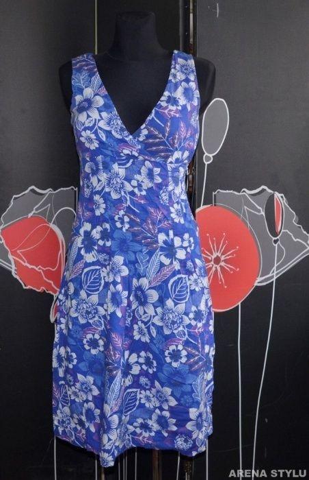 Suknie i sukienki 101 Cherokee sukienka na lato bawełniana 36