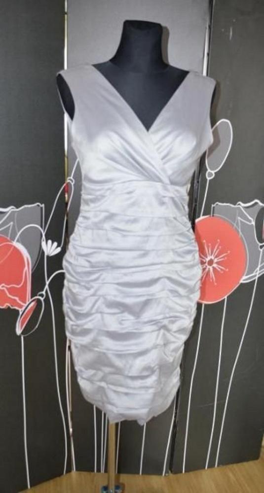 Suknie i sukienki PRETTY GIRL elegancka sukienka ROZM 42