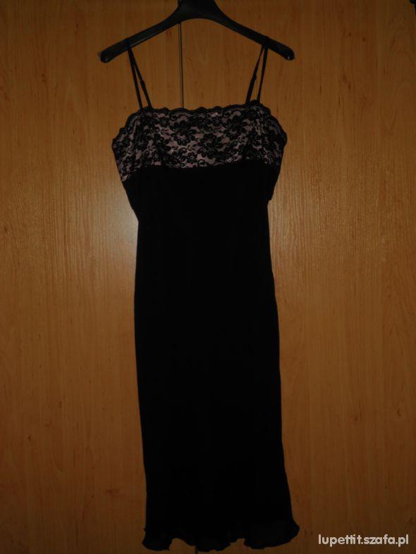 Suknia wieczorowa w francuskim stylu USA rozmiar S