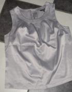 rozm 40 42 L XL ET VOUS bluzka SATYNA elegancka...