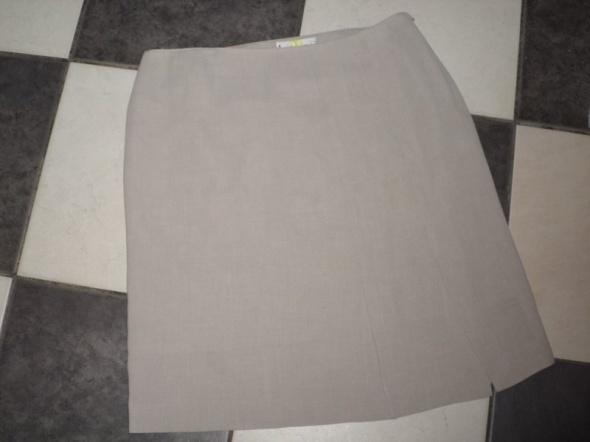 Spódnice rozm 42 XL JEAN CLAIRE spodnica beżowa