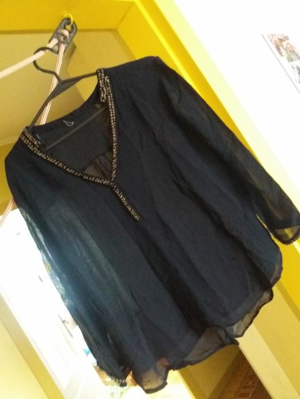 Koszula elegancka czarna