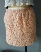 Pudrowa spódnica Reserved XS...