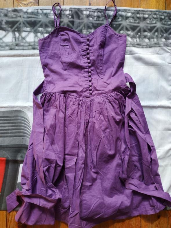 Bawełniana sukienka rozmiar XS