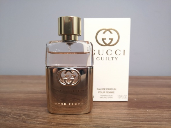 Perfumy 2019 Gucci Guilty Pour Femme 30ml...
