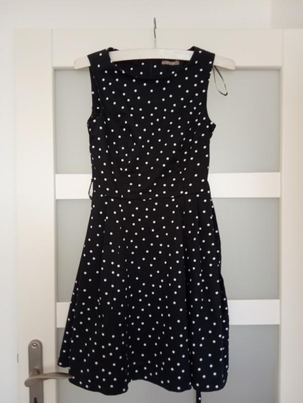 sukienka w groszki orsay