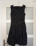 sukienka w groszki orsay...