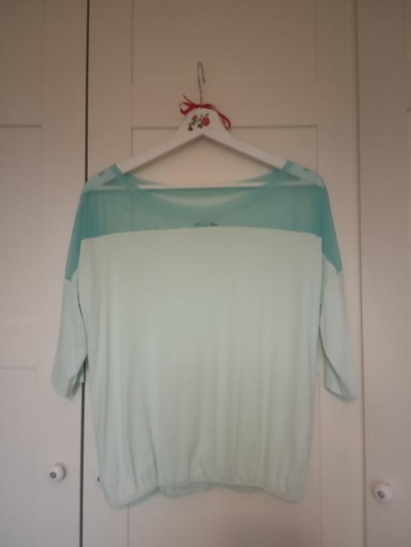 Bluzki bluzka z siateczką