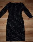 Sukienka z brokatem S...