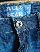 Jeansowe spodenki Pull&Bear...