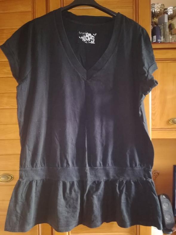 TRUE bawełniana tunika dla puszystej 46 48