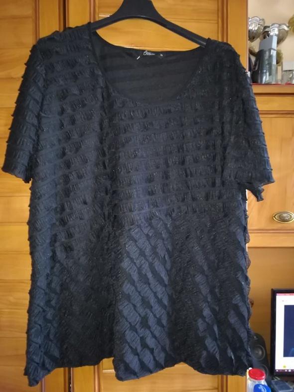 BM śliczna bluzka dla puszystej 48 50
