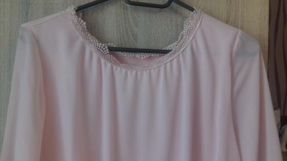 sukienka letnia różowa rozmiar 38