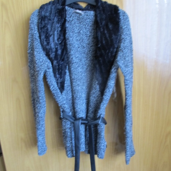 Swetry Orsay sweter narzutka kardigan S