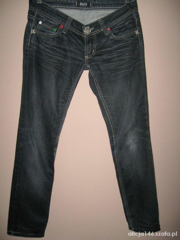 Dolce Gabbana spodnie jeansy Size 27 S