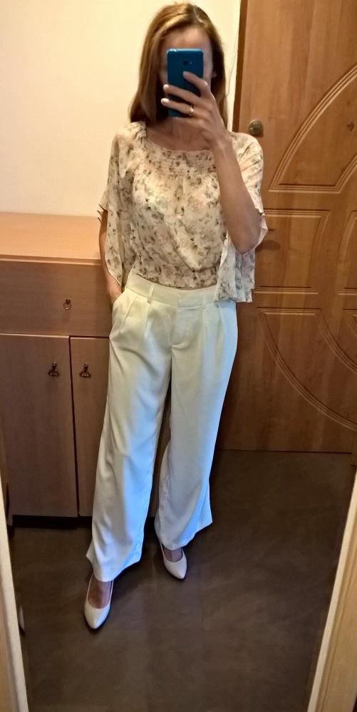Nowe eleganckie spodnie S M Top Secret...