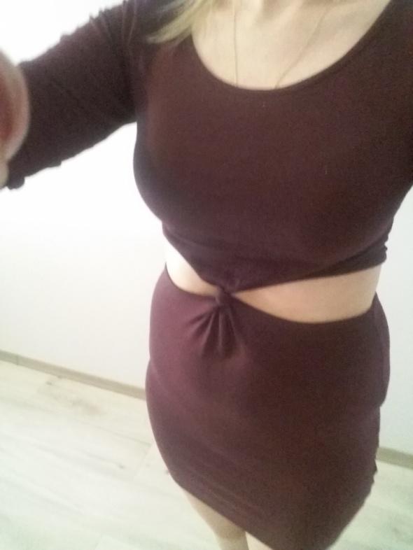 Sukienka boohoo