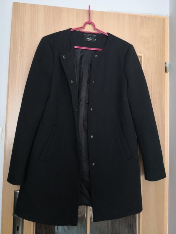 Płaszcz czarny 38M Only