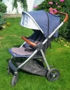 Jak nowy wózek spacerowy Oyster Zero gratis wkładka...