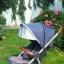 Jak nowy wózek spacerowy Oyster Zero gratis wkładka
