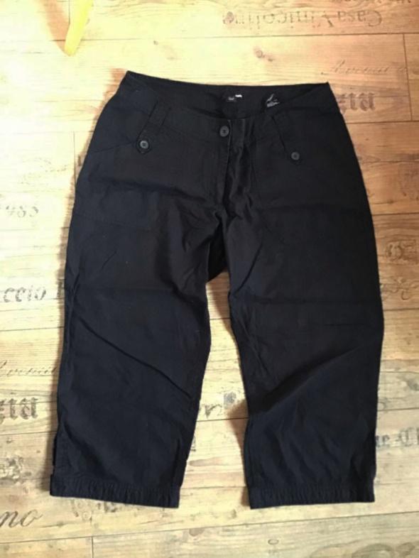 Spodnie rybaczki H&M 46 bawełniane