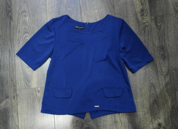 Bluzki Kate Colection Bluzeczka granat 40
