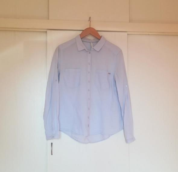 Błękitna koszula Reserved...