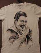 Koszulki ręcznie malowane...
