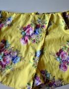 Spódnico spodnie żółte Atmosphere Primark 38 M w kwiaty...