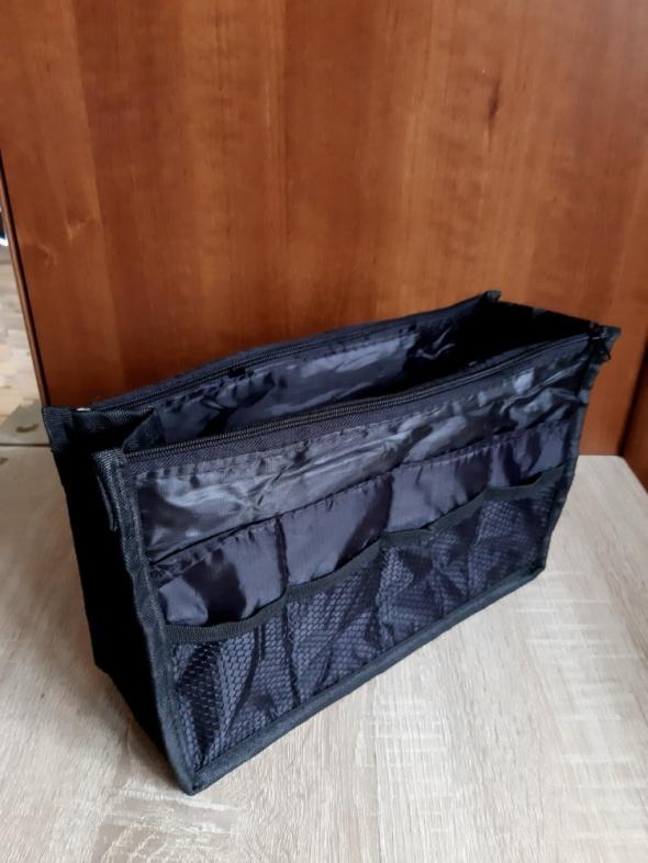 Nowy organizer do torebki