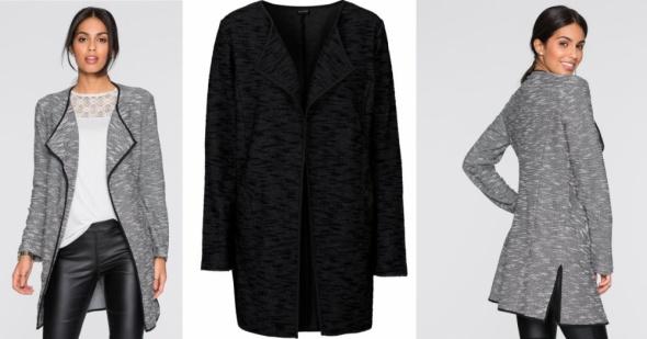 Czarny sweter 44
