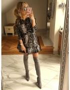 Sukienka italy grey...