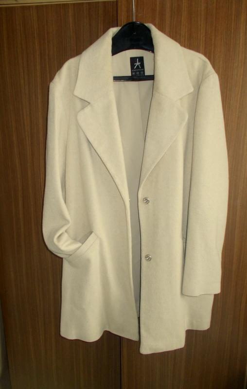 Elegancki płaszczyk 44 46