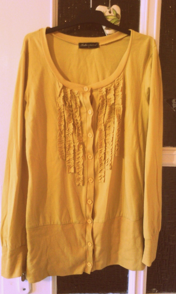 Fajna dłuższa bluzczka Kate collection