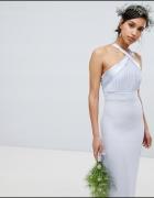 Sukienka długa maxi xs 34 kokarda TFNC...