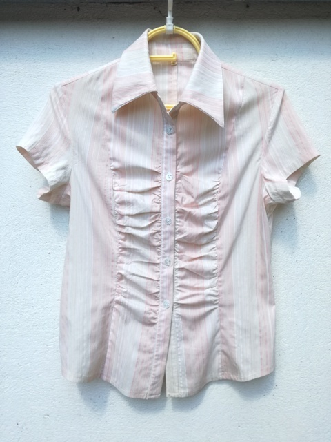 pastelowa bluzka