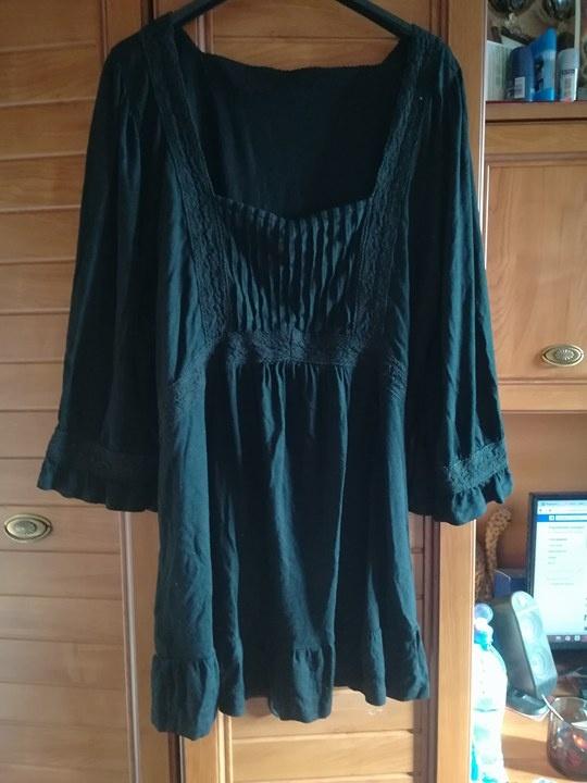 AGENDA dzianinowa tunika dla puszystej 48 50